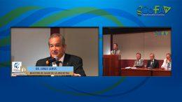 Declaraciones exclusivas del Ministro de Salud, Dr. Jorge Lemus