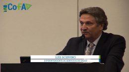 """Luis Scervino: """"Tenemos que favorecer y apoyar la función sanitaria de la Farmacia"""""""