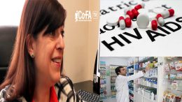 Farm. Maria Isabel Reinoso: Estamos relevando el faltante de medicamentos en las farmacias de todo el país
