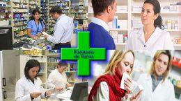 """""""Mientras todo el país está durmiendo hay en cada rincón farmacéuticos que están dando el servicio""""  María Isabel Reinoso"""