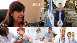 Farm. Maria Isabel Reinoso: Venimos trabajando para que el Farmacéutico se inserte en el equipo de salud