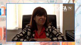 """""""Lo que tratamos de hacer es que la capacitación llegue lo más cerca posible al farmacéutico"""" María Isabel Reinoso"""