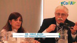 Dr. Jorge Neira, Academia Nacional de Medicina
