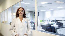Farmacéutica  Adriana Belardinelli Directora de la planta de  Pfizer Argentina (parte 3)