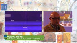 Disertación de Carlos Bregni, Farmacéutico y Doctor de la Universidad de Buenos Aires