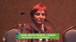 1° SHOWROOM & Encuentro de negocios : Farm. Marta Raquel Ladner | Presidente de Asoprofarma