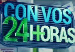 Con Vos 24 Horas – Programa 88 – 08/12/2018