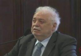 Ginés Gonzalez García – Audiencia Pública – 07/11/2018