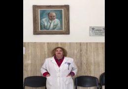 Saludo de Dra. Laura Bengochea