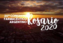 26º Congreso Farmacéutico Argentino – Rosario 2020